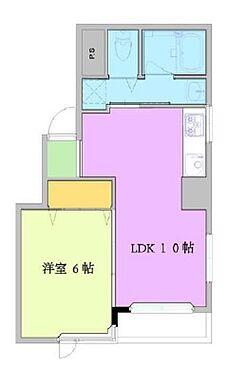 マンション(建物一部)-台東区竜泉3丁目 間取り