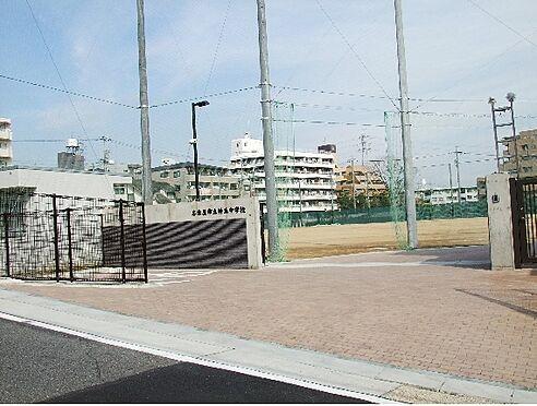 区分マンション-名古屋市名東区一社2丁目 神丘中学校まで約1260m