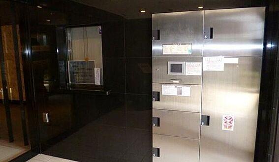 マンション(建物一部)-大阪市阿倍野区天王寺町南3丁目 便利な宅配ボックスなども完備