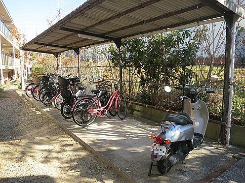 マンション(建物一部)-神戸市垂水区塩屋北町1丁目 屋根付きの駐輪スペース