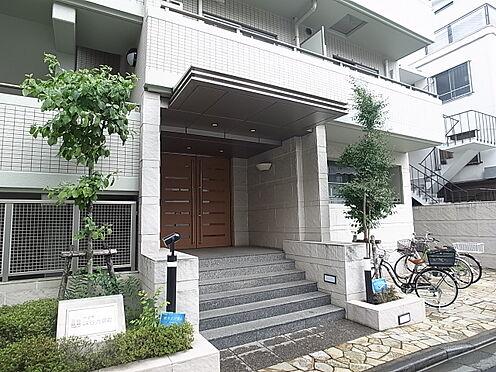 中古マンション-新宿区大京町 マンション外観