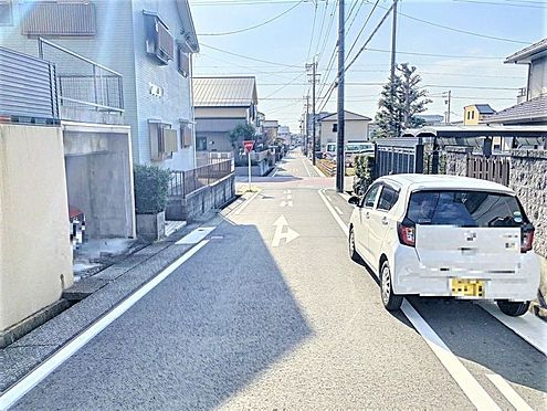土地-名古屋市名東区極楽4丁目 日当り良好!