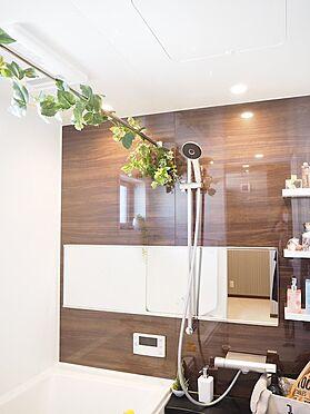 新築一戸建て-八王子市堀之内2丁目 浴室:浴槽サーモバスS・窓有り