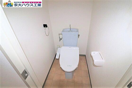 中古マンション-多賀城市東田中2丁目 トイレ