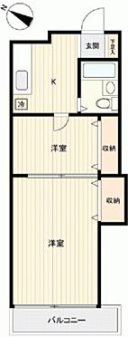 マンション(建物一部)-さいたま市大宮区桜木町4丁目 間取り