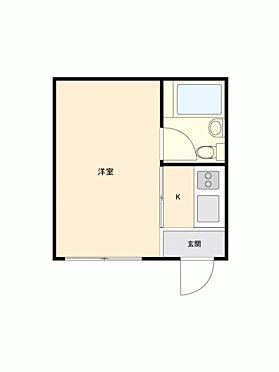 中古マンション-長野市鶴賀田町 間取り