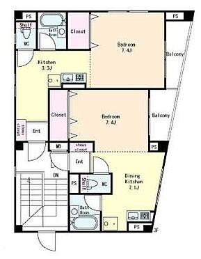 マンション(建物全部)-練馬区関町東1丁目 3階