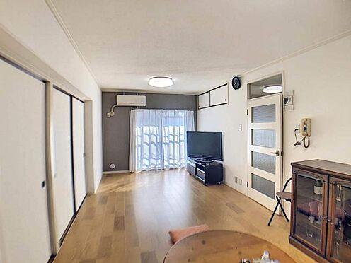 中古マンション-名古屋市天白区植田西1丁目 すっきりとしたダイニングスペース。