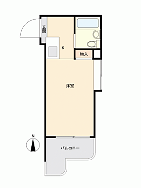 マンション(建物一部)-名古屋市千種区日進通1丁目 間取り