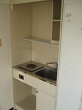 マンション(建物一部)-福岡市東区箱崎2丁目 キッチン