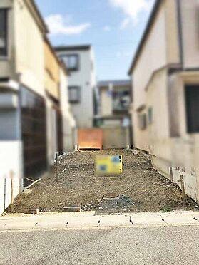 土地-京都市山科区小山中ノ川町 外観