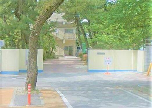 マンション(建物一部)-福岡市早良区西新1丁目 福岡市立百道中学校。1800m。徒歩22分。