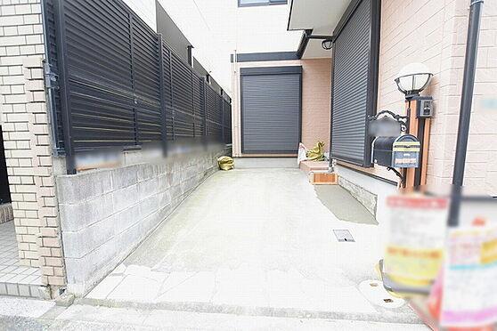 中古一戸建て-足立区大谷田5丁目 駐車場