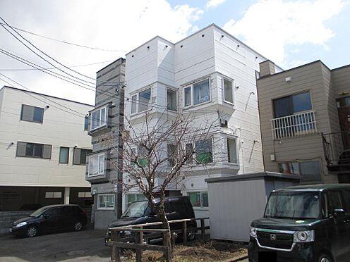 アパート-札幌市豊平区平岸五条13丁目 外観