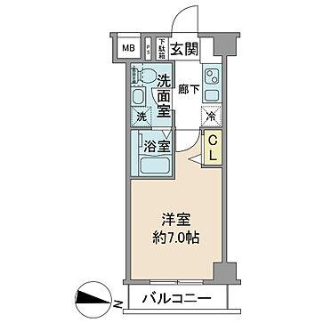 マンション(建物一部)-川崎市宮前区鷺沼1丁目 オーナーチェンジ・1K