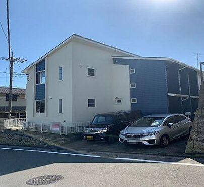 アパート-横浜市中区本牧満坂 外観