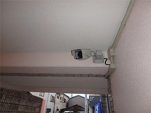 マンション(建物一部)-大阪市淀川区野中南1丁目 防犯カメラもあるので安心です。
