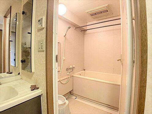 中古マンション-名古屋市守山区緑ヶ丘 ゆったりした広さの浴室です。