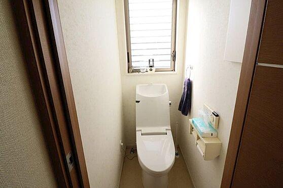 中古一戸建て-八王子市鑓水 2階トイレ