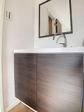 中古一戸建て-福岡市早良区飯倉4丁目 2階部分にも洗面ございます。