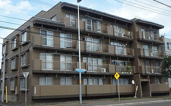 マンション(建物一部)-札幌市白石区平和通4丁目 外観