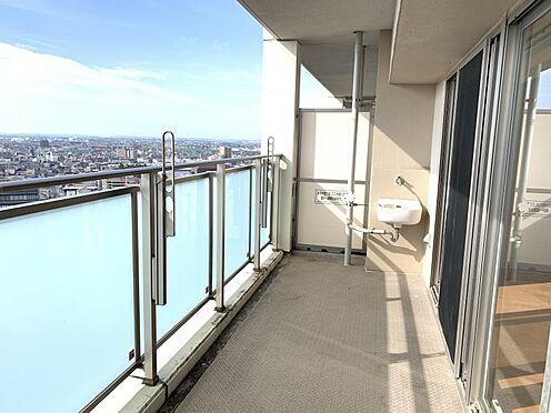 区分マンション-安城市大東町 高層階のため日当たり・通風・眺望良好です。