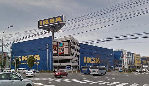 店舗(建物全部)-横浜市都筑区大熊町 インテリアイケア港北まで1007m
