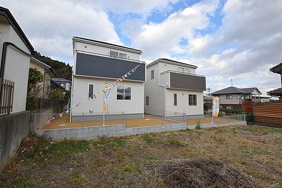 新築一戸建て-仙台市太白区羽黒台 外観