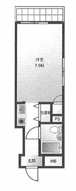 中古マンション-葛飾区立石2丁目 間取り