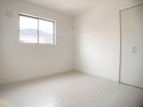 新築一戸建て-東海市名和町新屋敷 白を基調とした快適に過ごせる洋室です(写真は3号棟仕様です)