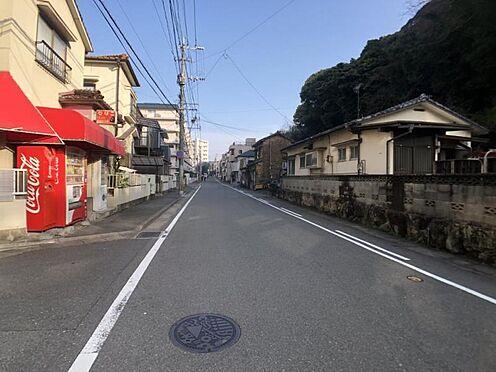 区分マンション-福岡市中央区港3丁目 前面道路写真3です。