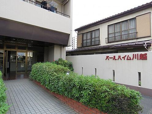 中古マンション-川越市菅原町 エントランス