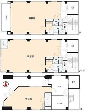 ビル(建物全部)-千葉市中央区中央3丁目 間取り