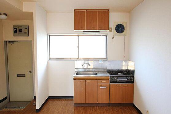 アパート-浜松市中区佐鳴台1丁目 キッチン
