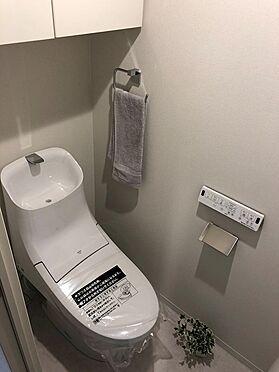 中古マンション-熊谷市新堀 トイレ