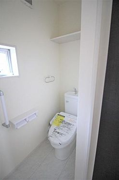 新築一戸建て-仙台市若林区木ノ下2丁目 トイレ
