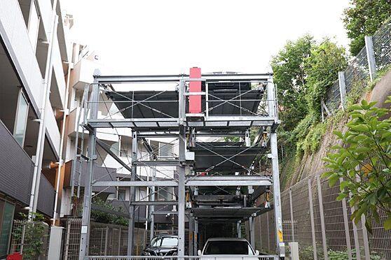 中古マンション-横浜市神奈川区平川町 敷地内機械式駐車場
