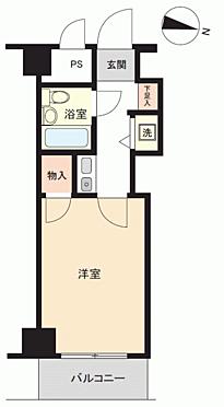 マンション(建物一部)-平塚市代官町 間取り