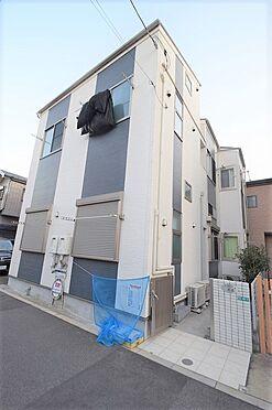 アパート-江戸川区北小岩6丁目 ツートンカラーが目を惹く綺麗な外観