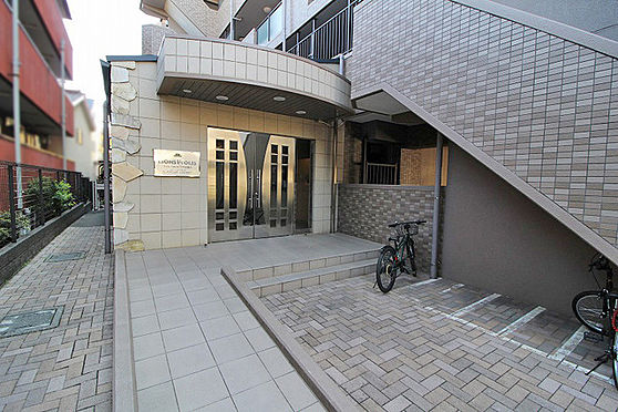 中古マンション-府中市武蔵台1丁目 エントランス