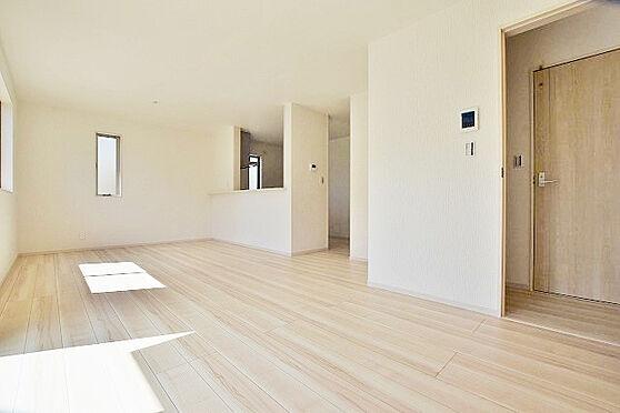 新築一戸建て-仙台市太白区四郎丸字昭和中 居間
