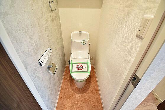 中古マンション-練馬区関町南2丁目 トイレ