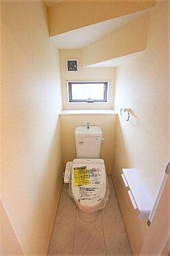 新築一戸建て-柴田郡柴田町船岡西2丁目 トイレ