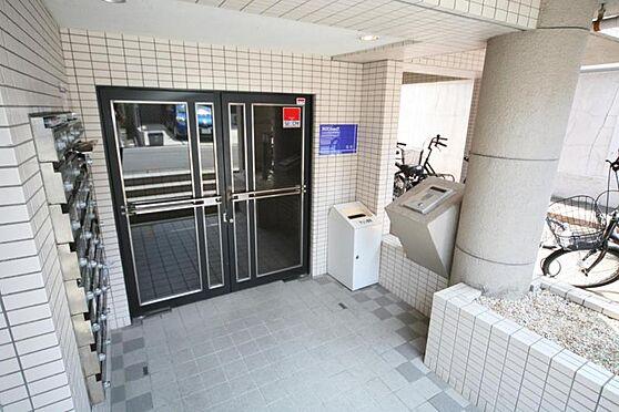 マンション(建物一部)-名古屋市昭和区元宮町3丁目 共用部 エントランス 2019.8月