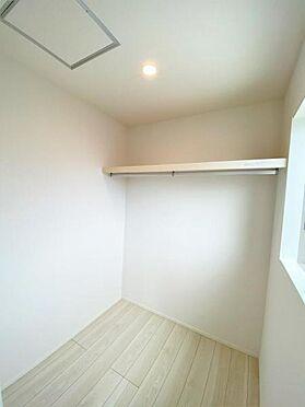 新築一戸建て-仙台市若林区沖野5丁目 収納