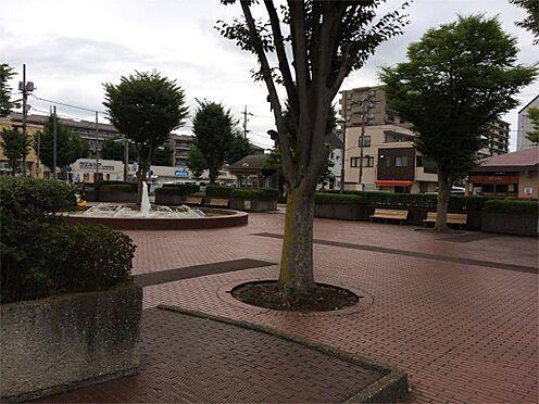 中古マンション-鴻巣市すみれ野 北鴻巣駅前公園(257m)