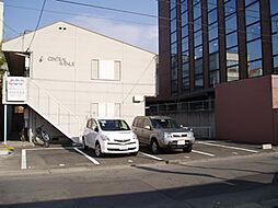 桐野月極め駐車場