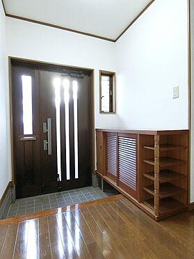 中古一戸建て-横浜市旭区今宿南町 清々しい気持ちで外出できそうな玄関