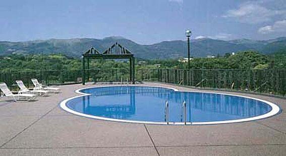 中古マンション-賀茂郡東伊豆町奈良本 屋外プール