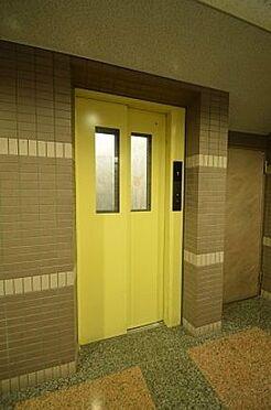 マンション(建物一部)-京都市上京区西船橋町 エレベーター